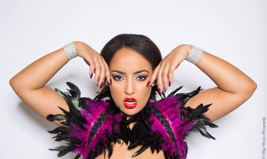 Photography by Tony Brown, Model Kayla, Makeup by Kayla / Uploaded 27th November 2016 @ 01:18 AM
