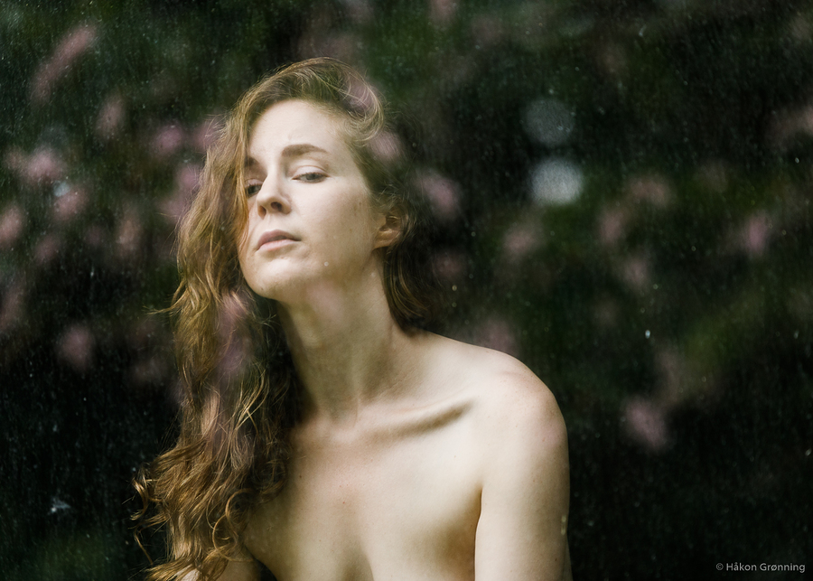 After the rain / Photography by LightAndShape, Model marzipanned / Uploaded 12th November 2019 @ 08:17 PM
