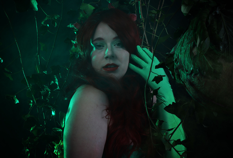 """Poison... Poison Ivy"" / Photography by MC-2, Post processing by MC-2, Taken at PGD Modelling and Photography Studios / Uploaded 22nd September 2019 @ 08:13 AM"