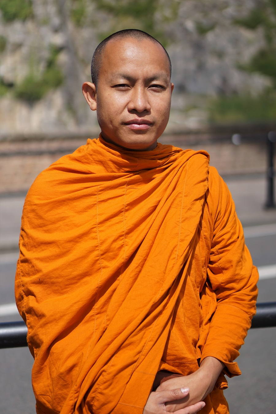 Buddhist Monk / Photography by Marcus Bryan / Uploaded ...
