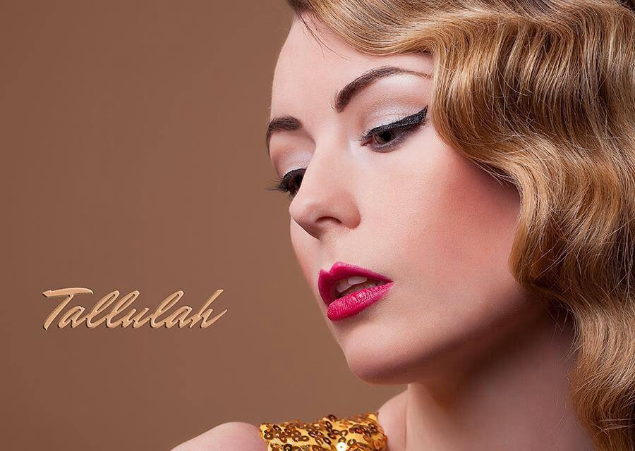 Old Hollywood Glamour / Photography by Iain Hamilton Photography - Studio 301, Model Jen Brook, Makeup by Kiran Mal, Stylist Kiran Mal / Uploaded 13th October 2015 @ 06:08 AM