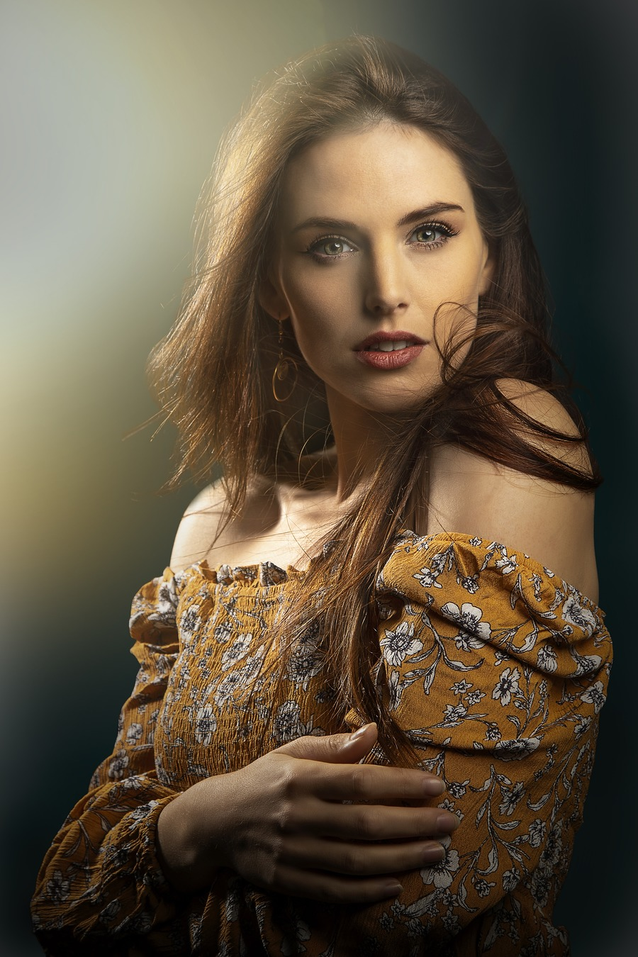 Backlit beaut! / Photography by DigiSnapper, Model Cariad Celis, Makeup by Cariad Celis, Post processing by DigiSnapper, Assisted by KieranDahl / Uploaded 7th December 2019 @ 04:29 PM