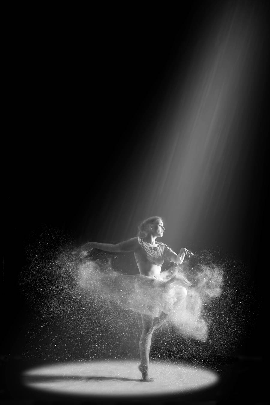 Strictly Come Dusting ... / Photography by DigiSnapper, Model Cariad Celis, Makeup by Cariad Celis, Post processing by DigiSnapper, Taken at DigiSnapper, Hair styling by Cariad Celis, Assisted by KieranDahl / Uploaded 12th December 2019 @ 11:07 AM