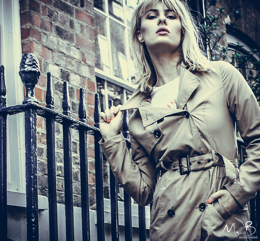 Trench Fashion / Photography by Mr.B / Uploaded 6th March 2019 @ 08:19 PM