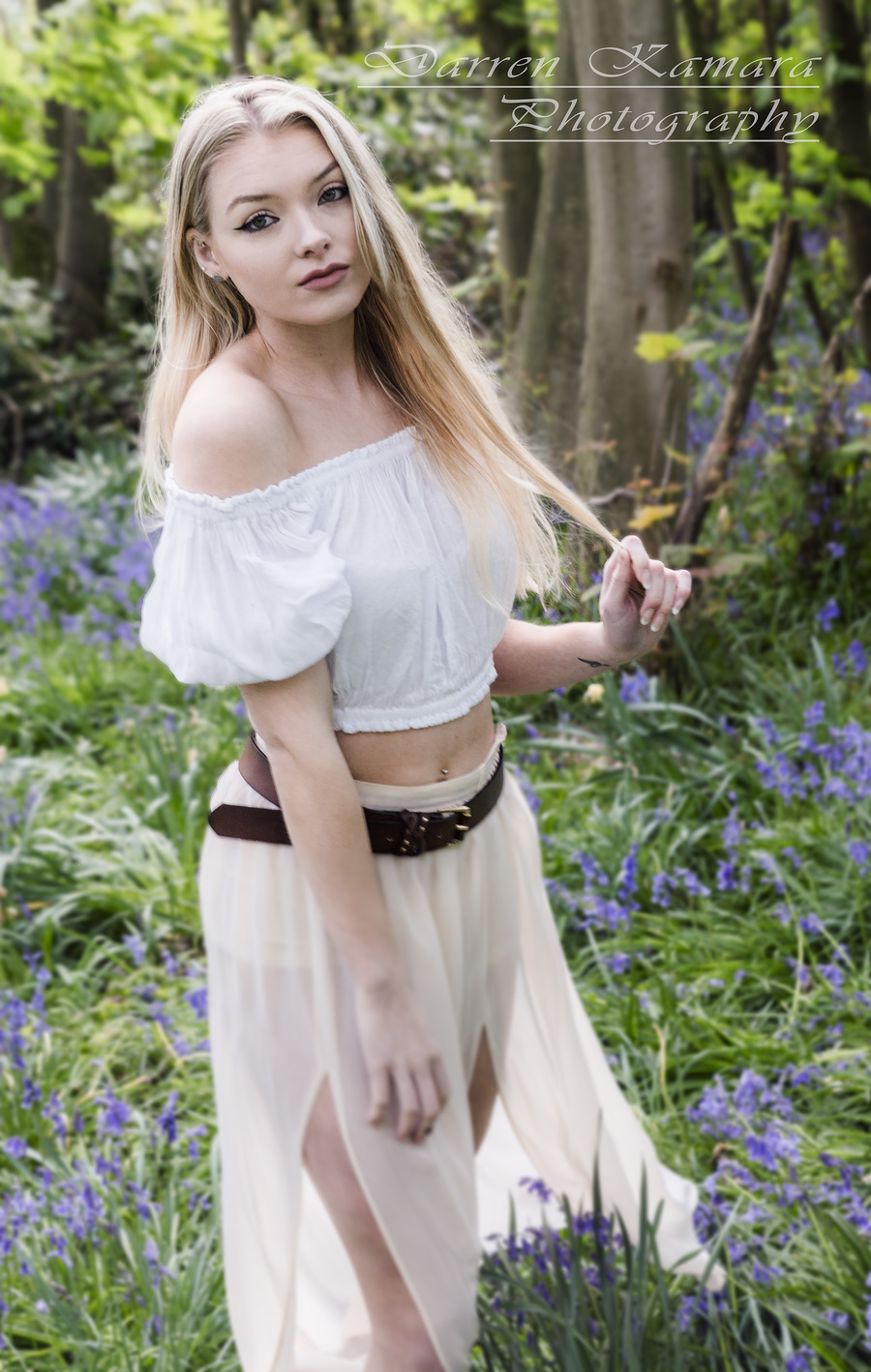 Babe in the woods / Photography by dekkx1, Post processing by dekkx1 / Uploaded 25th April 2017 @ 07:58 AM