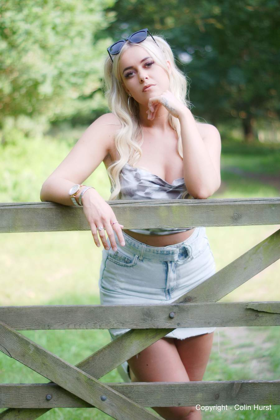 Nicola Booth - Clumber Park shoot #37 of 134 / Photography by Colin Hurst, Model Nicola Booth / Uploaded 29th August 2021 @ 08:49 AM