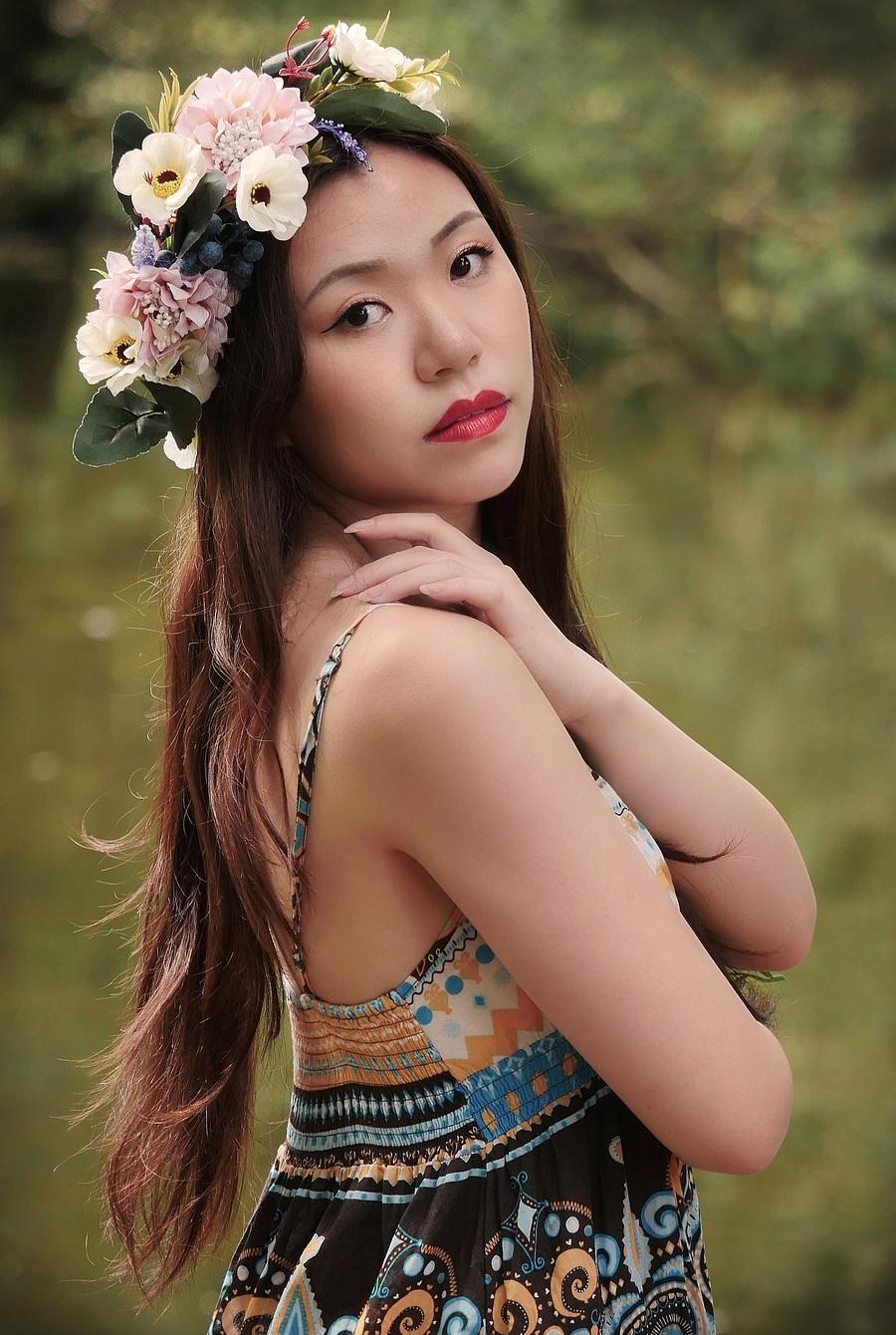 天照 / Photography by AJ11, Model Anne May, Post processing by AJ11 / Uploaded 20th January 2021 @ 04:53 PM