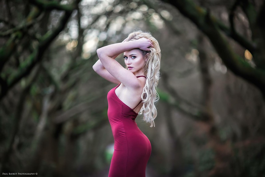 fierce / Photography by Paul Baybut Photography, Model Katie Royle / Uploaded 21st January 2017 @ 10:10 PM