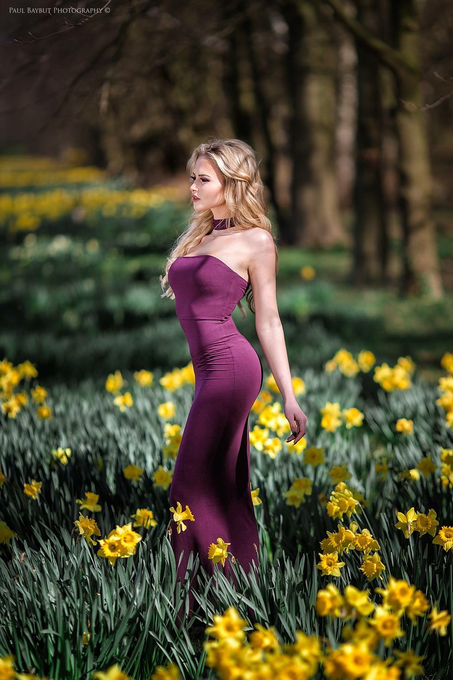 A pretty flower / Photography by Paul Baybut Photography, Model Katie Royle / Uploaded 20th May 2017 @ 08:40 AM