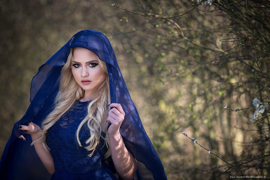 Mysterious / Photography by Paul Baybut Photography, Model Katie Royle / Uploaded 20th May 2017 @ 09:11 AM