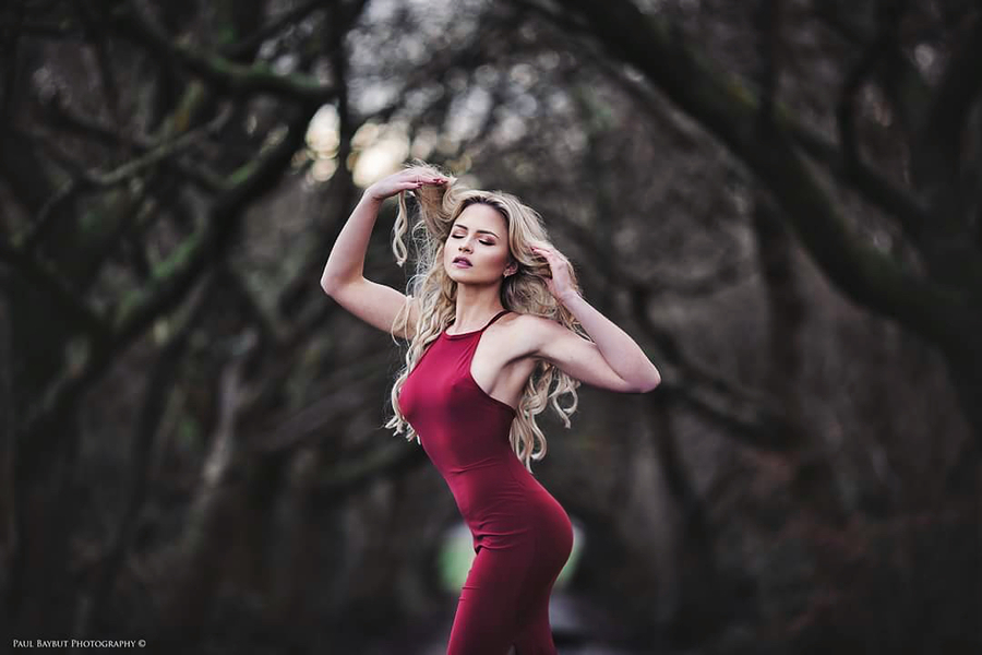 Breathing in nature / Photography by Paul Baybut Photography, Model Katie Royle / Uploaded 20th May 2017 @ 08:25 PM