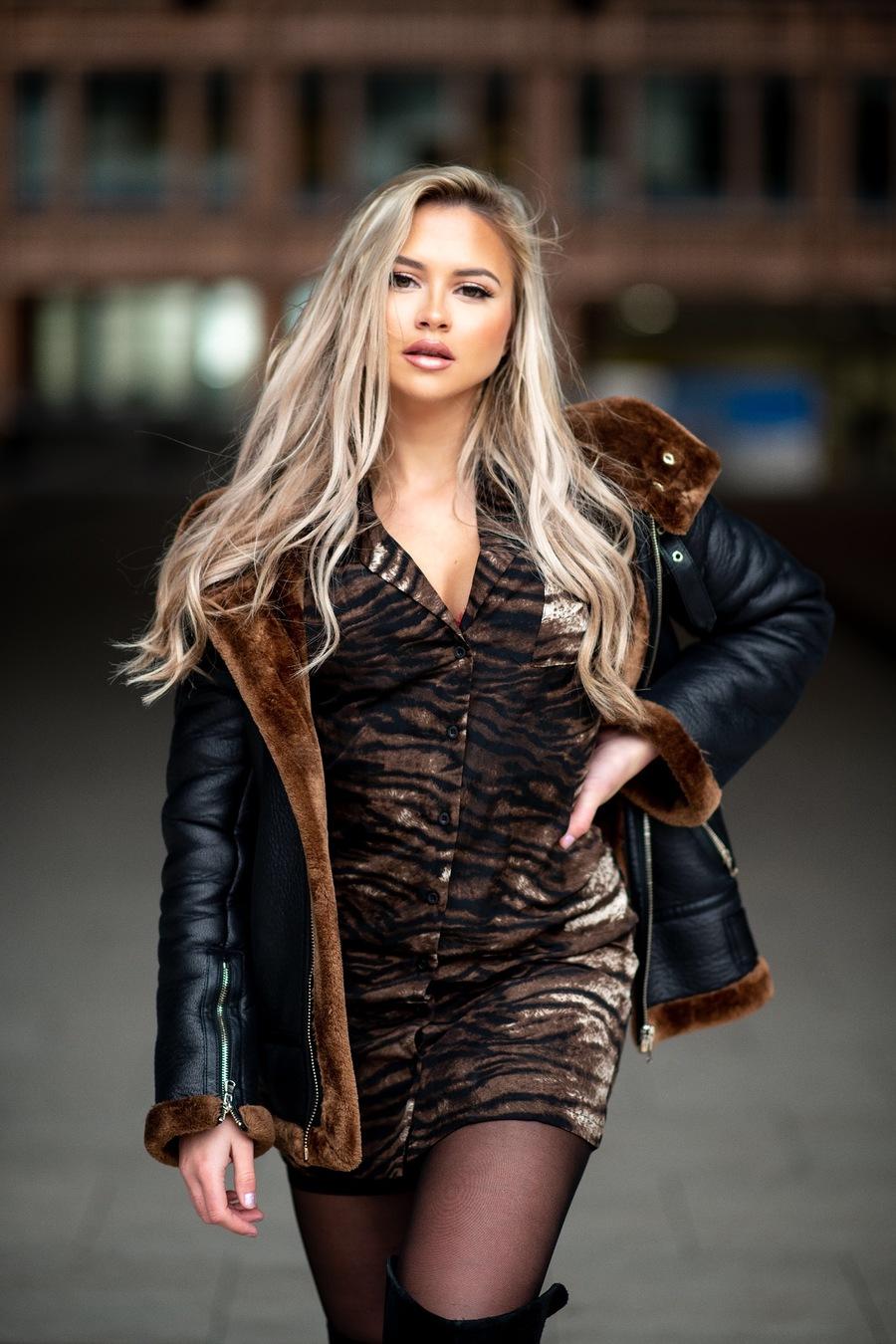 Tiger / Model Katie Royle / Uploaded 5th December 2018 @ 10:18 PM