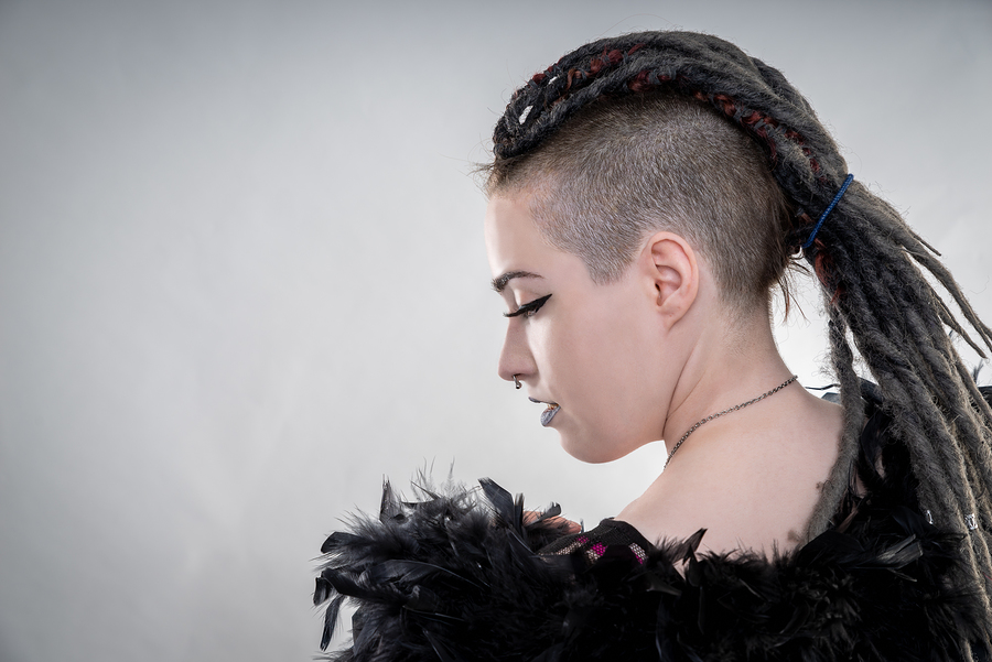 Nachtzehren In Profile / Photography by John J Bloomfield, Model Nachtzehren / Uploaded 14th September 2019 @ 10:20 PM