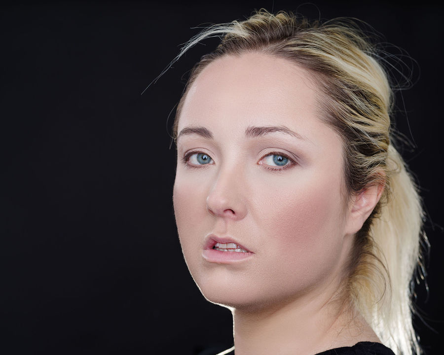 Headshot Amy / Photography by John J Bloomfield, Model aim_for_love / Uploaded 23rd February 2020 @ 11:58 AM