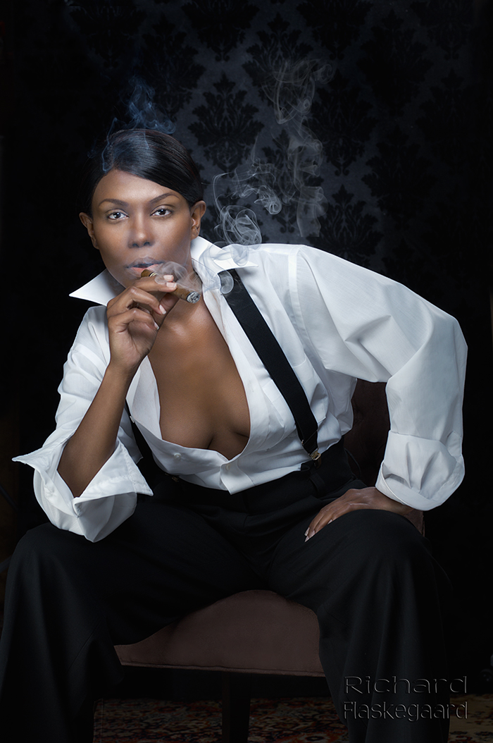 Smokin' Hot / Photography by Richard Flaskegaard / Uploaded 17th April 2015 @ 03:34 PM