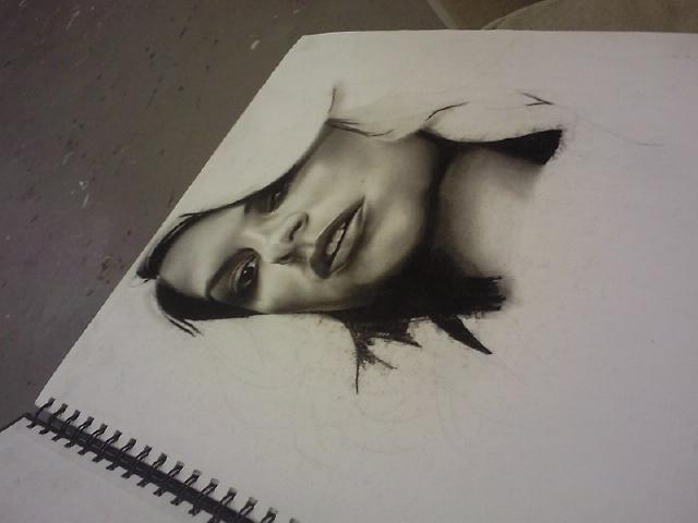 Holly / Artwork by Alao / Uploaded 30th November 2012 @ 02:05 PM