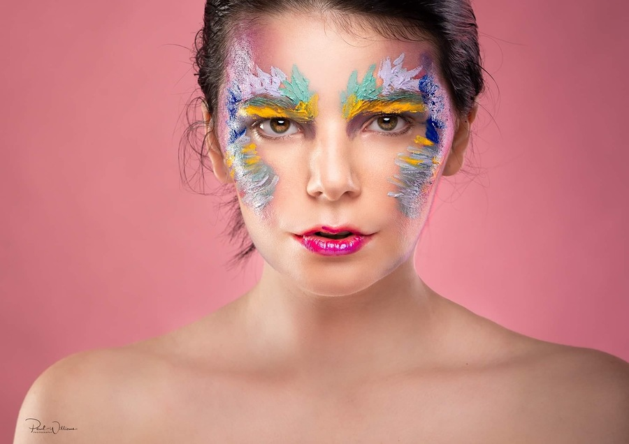 Photography by Paul Williams photography, Model chloesul, Makeup by Zoe TR / Uploaded 21st July 2019 @ 01:40 PM