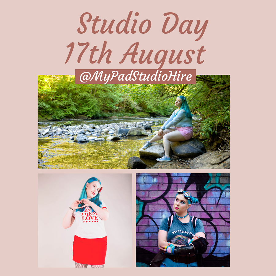 Solo Studio Day with BlueMerkitten - 17th August / Model BlueMerkitten / Uploaded 2nd July 2019 @ 12:35 PM