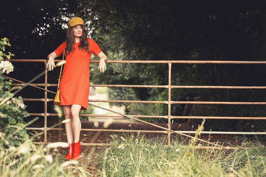 Artemis - Vintage Fashion / Photography by PhilH, Model Artemis Fauna / Uploaded 13th August 2020 @ 09:13 AM