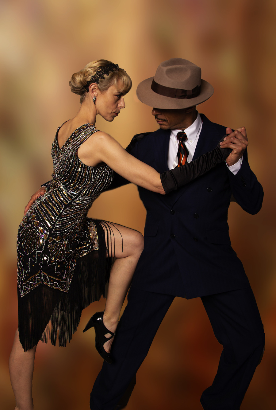 It takes two to tango / Photography by Val B, Models M e l a n y, Models Retro Rob, Taken at Inspire Studios Ltd / Uploaded 16th June 2019 @ 02:53 PM