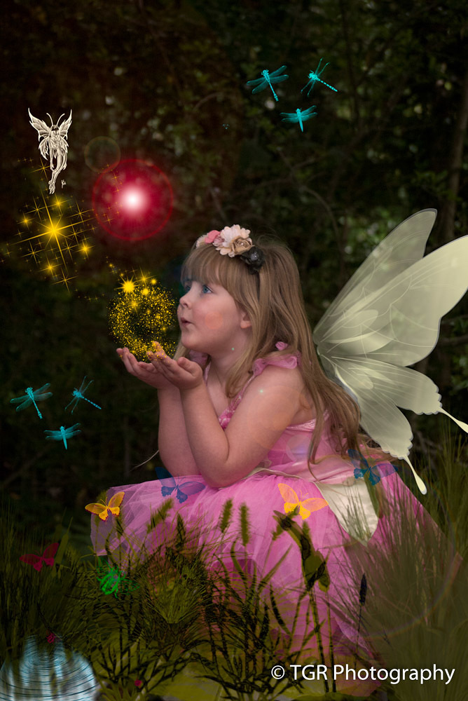 Fairy Princess / Photography by TGR / Uploaded 21st July 2020 @ 06:37 PM
