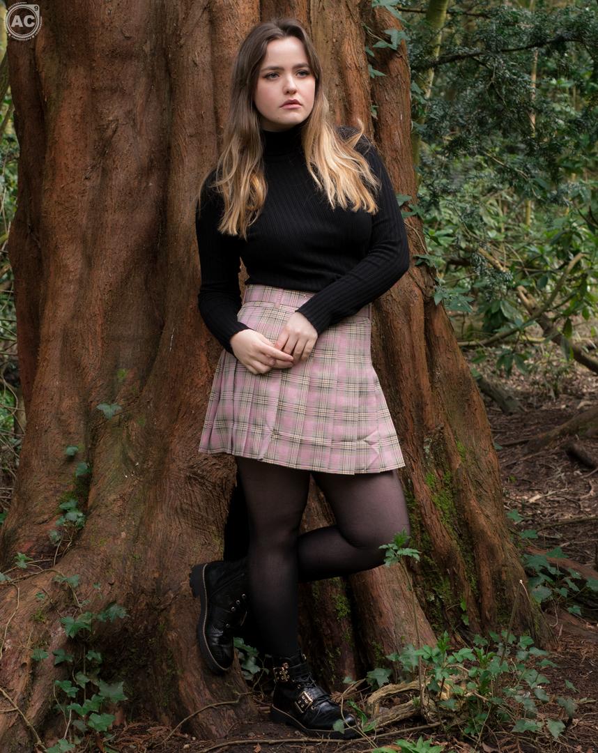 Pink & Black / Photography by AC9, Model Grace Harvey / Uploaded 3rd April 2021 @ 09:21 PM
