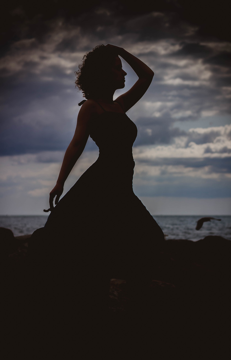 Silhouette ♥ / Photography by Madonna Marie / Uploaded 10th September 2019 @ 04:12 PM