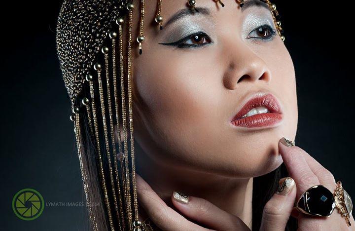Model Jade Sakura, Makeup by Miriam King Makeup / Uploaded 28th January 2015 @ 02:45 PM