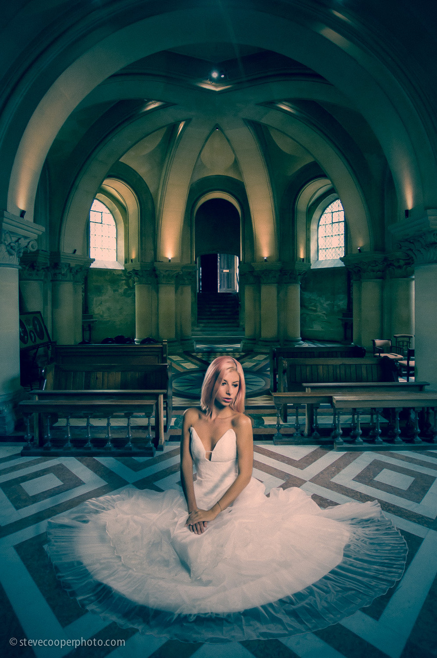 Bride in waiting / Photography by Steve Cooper, Post processing by Steve Cooper / Uploaded 30th September 2013 @ 10:35 PM