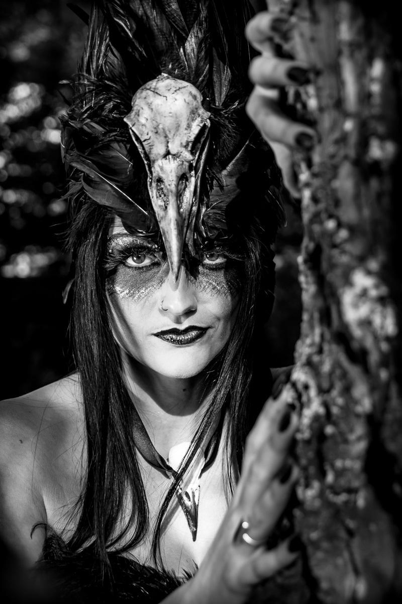 Photography by Steve Cooper, Makeup by Pink Lady Makeup Artistry, Taken at PoZersStudio, Designer Steve Cooper / Uploaded 18th October 2016 @ 12:01 PM