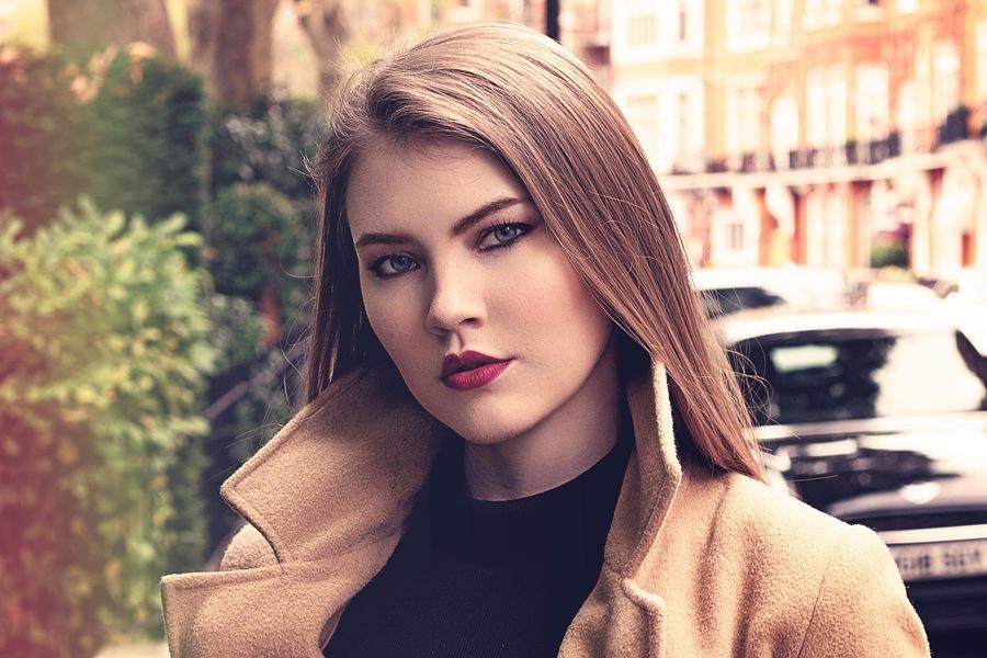 Photography by Simes Himself, Model Chloe., Makeup by Chloe. / Uploaded 25th November 2018 @ 10:44 AM