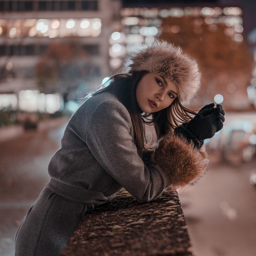 Winter is coming / Photography by That Dapper Photographer, Model Chloe., Makeup by Chloe. / Uploaded 29th November 2018 @ 01:50 PM