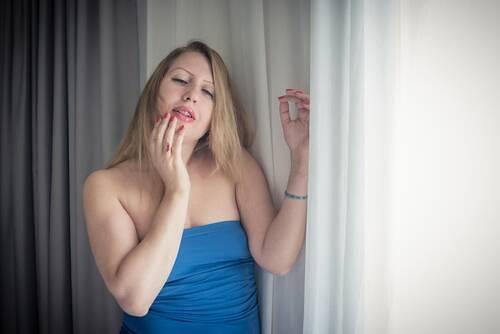 Nicole May / Photography by Photojv - Jeroen, Model Nicole May _ Olena, Makeup by Nicole May _ Olena, Post processing by Photojv - Jeroen / Uploaded 12th October 2021 @ 10:06 AM