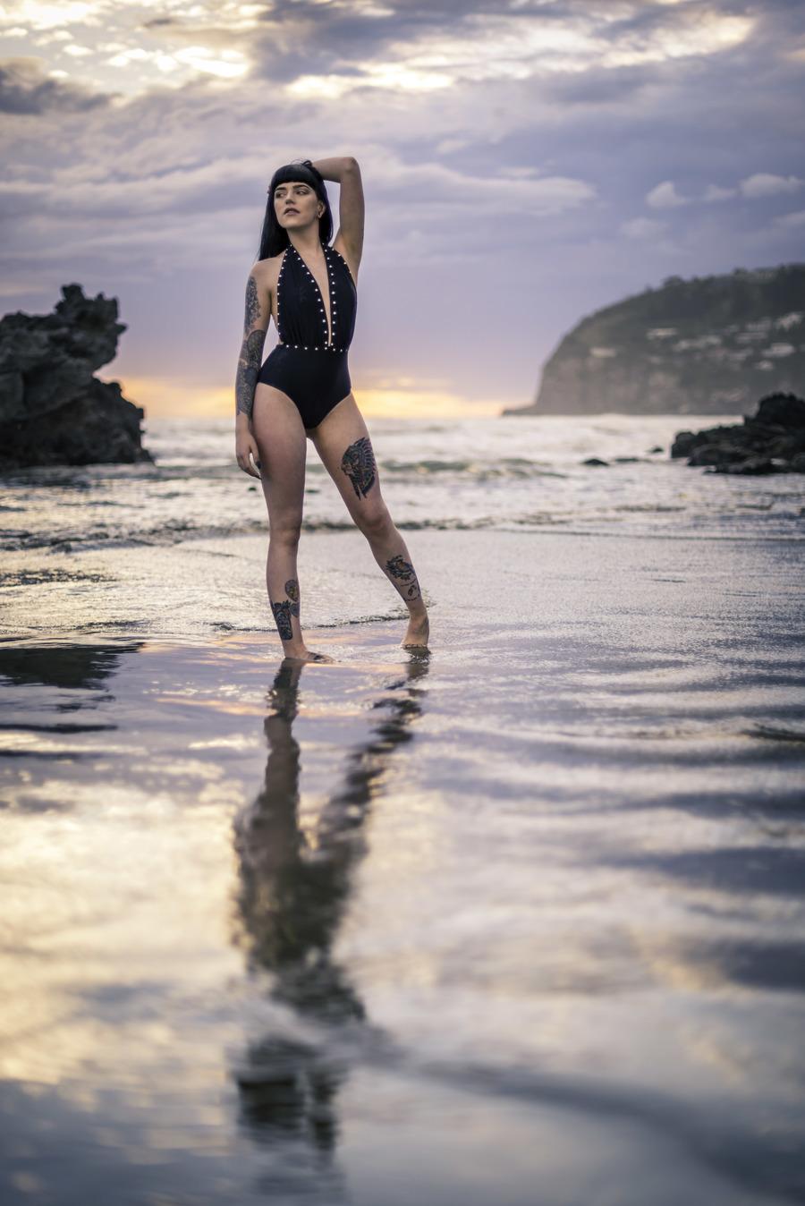 Model Ashley Lorelle / Uploaded 22nd February 2018 @ 09:16 PM