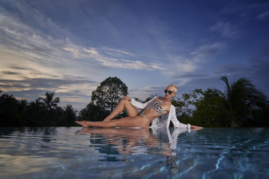Poolside / Photography by Mark Hampson Photography, Post processing by Mark Hampson Photography / Uploaded 23rd November 2019 @ 03:16 PM