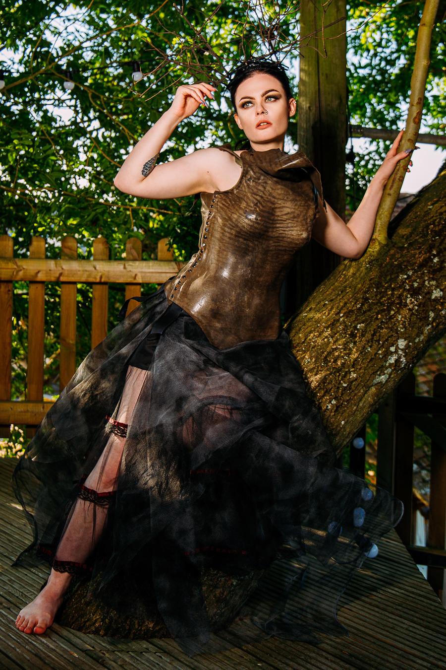 Tree Spirit / Photography by Stuart P, Model Maleficent, Post processing by Stuart P, Stylist The Creativity Hub / Uploaded 13th October 2021 @ 09:35 AM