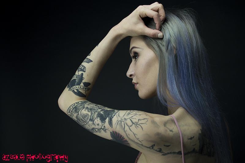 moll 1 / Photography by azealia photography, Model Margotdemixo, Post processing by azealia photography / Uploaded 3rd May 2017 @ 10:20 AM