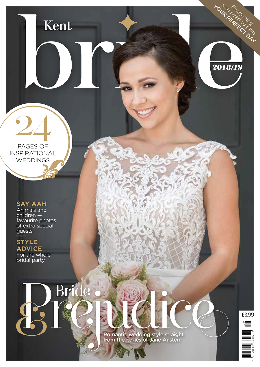 Kent Bride - Front Cover / Photography by Photo Jeff, Model AngelBarberette / Uploaded 16th April 2019 @ 08:55 AM