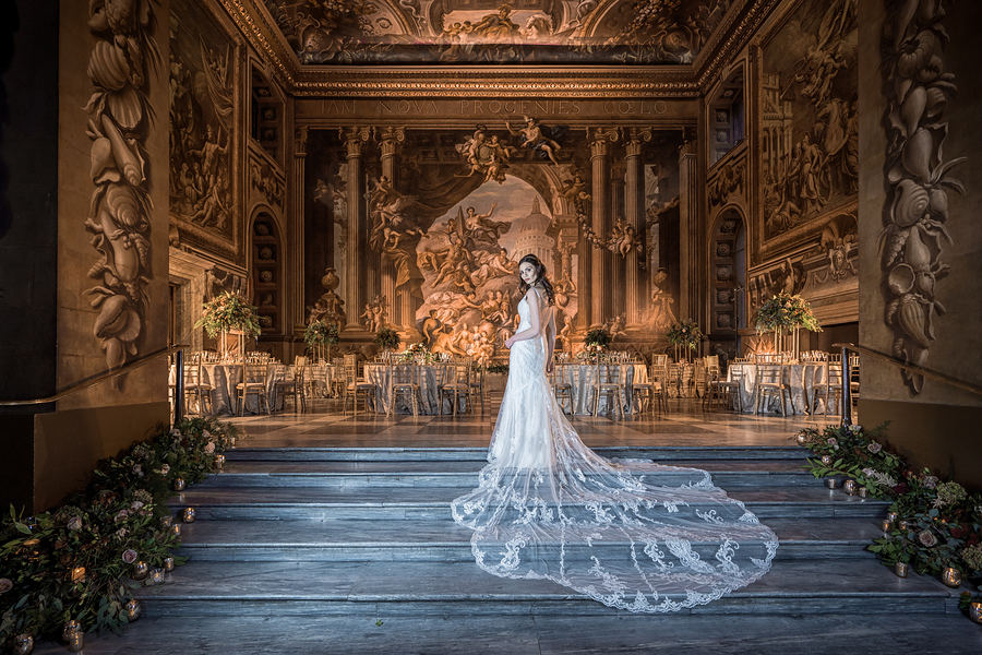 The Painted Hall / Photography by Photo Jeff / Uploaded 16th April 2019 @ 09:02 AM