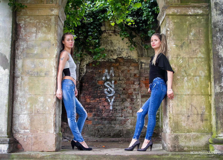 Twins / Photography by Mcan Photography Ltd (Ste), Model Jananaaa / Uploaded 3rd June 2017 @ 11:46 PM
