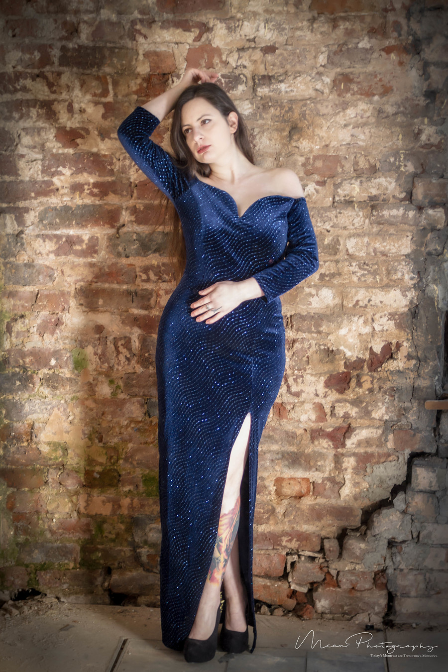 My Blue Dress / Photography by Mcan Photography Ltd (Ste) / Uploaded 27th March 2018 @ 10:42 AM