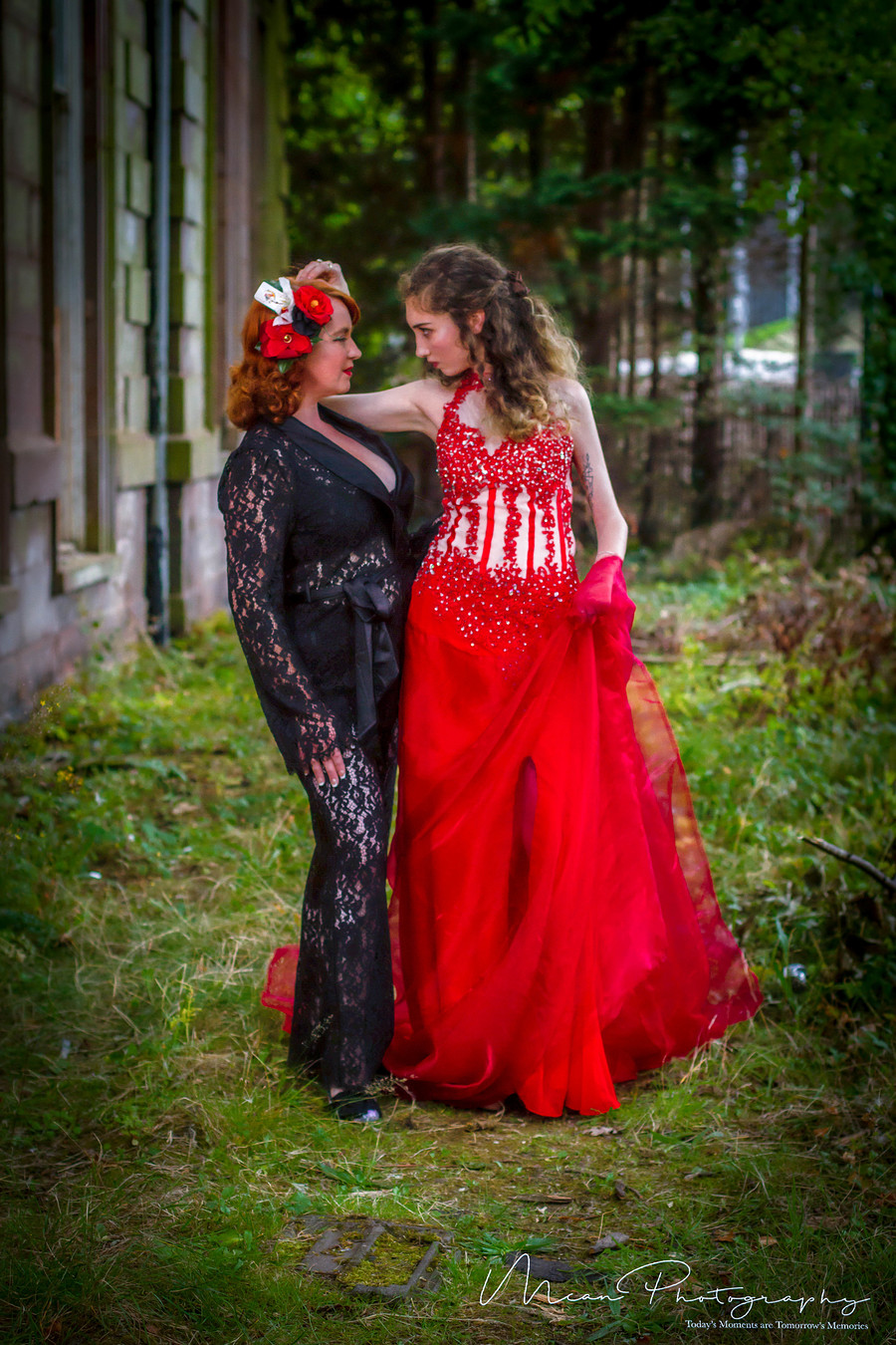 Come to me / Photography by Mcan Photography Ltd (Ste), Models Cat Mida Lee, Models Miss Tiger Rose, Makeup by Amy Mason / Uploaded 4th September 2018 @ 10:13 PM