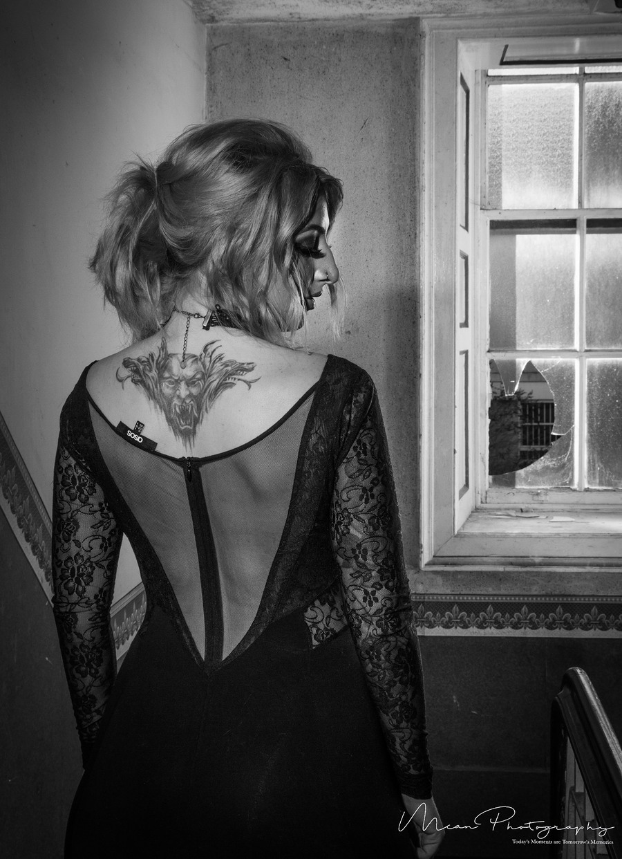 Tattoo / Photography by Mcan Photography Ltd (Ste), Model DarlaBlack666, Makeup by DarlaBlack666 / Uploaded 8th December 2018 @ 12:42 AM