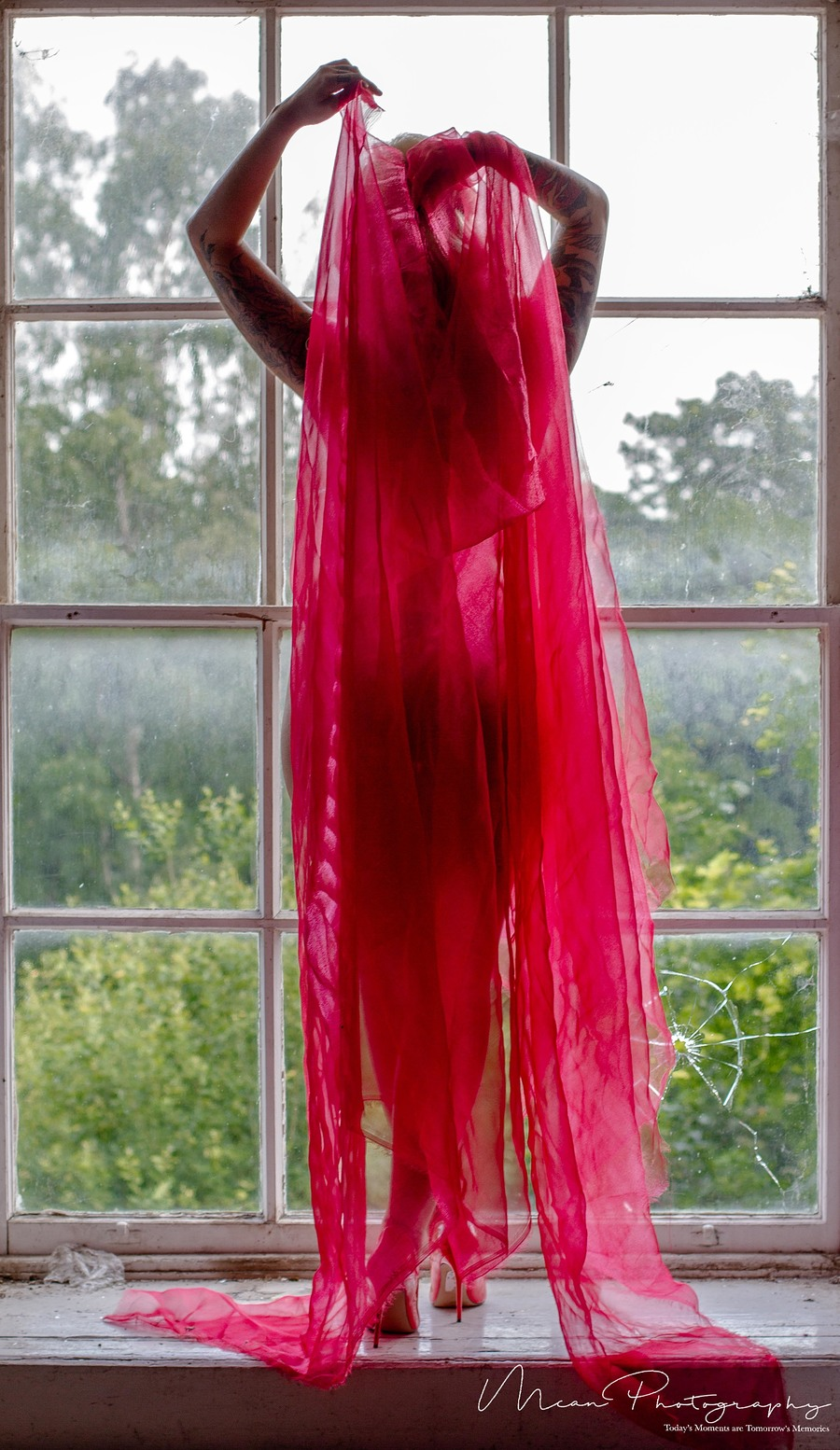 In the window / Photography by Mcan Photography Ltd (Ste), Model DarlaBlack666 / Uploaded 27th June 2019 @ 10:11 PM