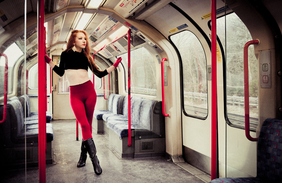 CENTRAL LINE FASHION SHOOT / Photography by STERLING PHOTOGRAPHY / Uploaded 7th February 2015 @ 10:51 AM