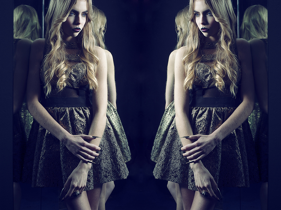 Double Vision / Photography by NIKKALA ADES PHOTOGRAPHY, Stylist NIKKALA ADES PHOTOGRAPHY / Uploaded 18th March 2014 @ 09:45 PM