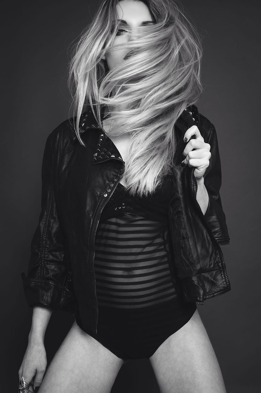 I whip my hair back and forth!  / Photography by NIKKALA ADES PHOTOGRAPHY / Uploaded 28th June 2014 @ 12:07 AM