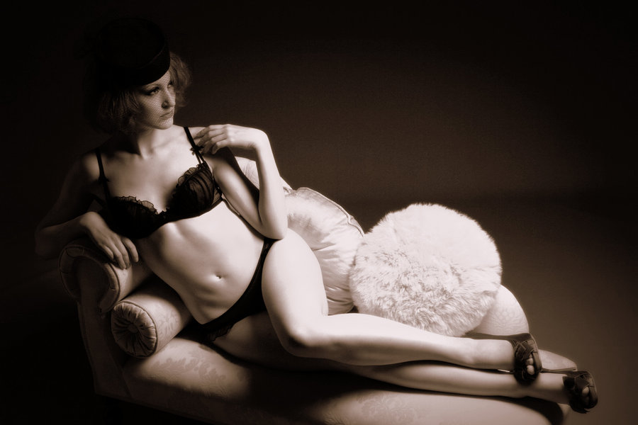 The classic Miss Anita De Bauch / Photography by Ian Coyle / Uploaded 29th July 2012 @ 10:26 PM
