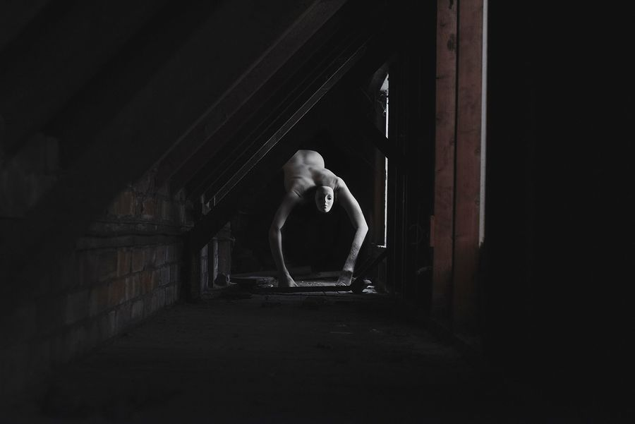 That's what goes bump in the night / Photography by Rook Photos, Model James spedding / Uploaded 23rd August 2020 @ 01:26 PM