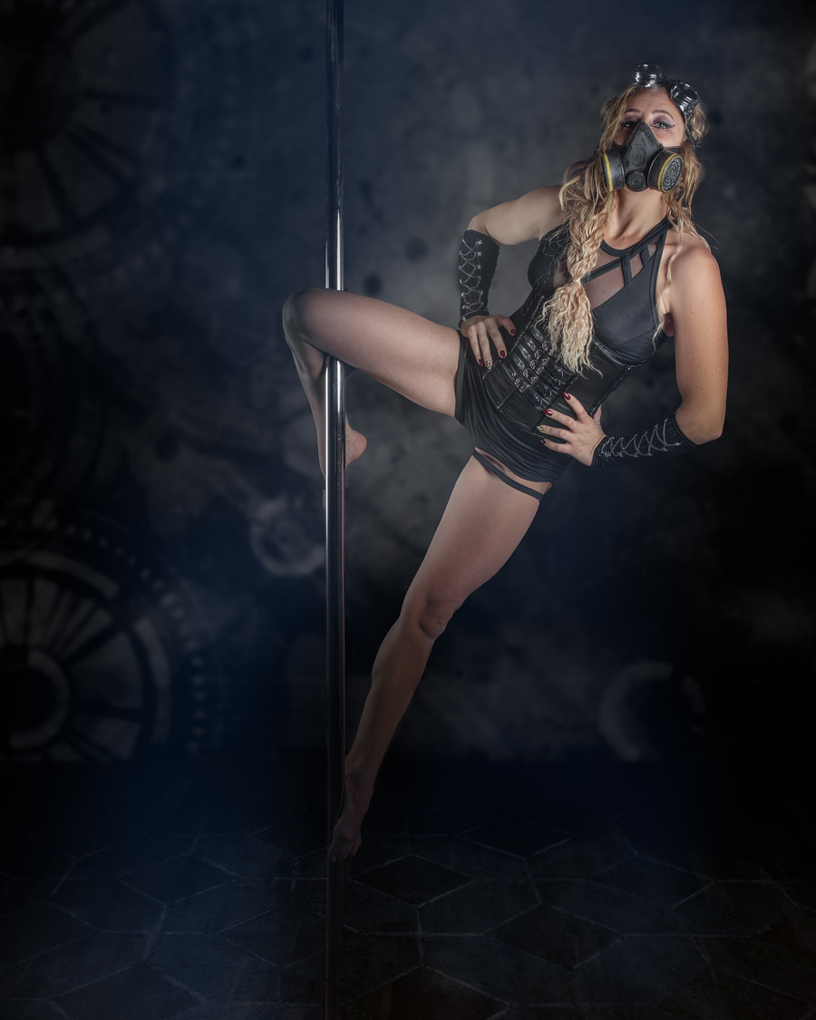 Steampunk Pole / Photography by ADP, Post processing by ADP / Uploaded 26th May 2020 @ 09:28 AM